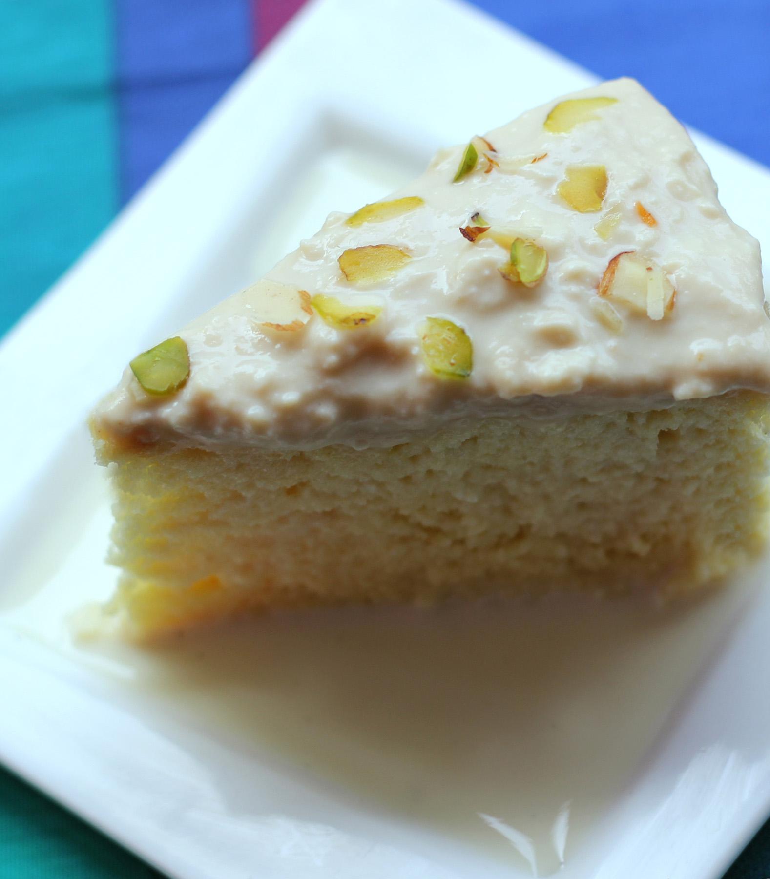 Cuatro Leches Cake Recipe — Dishmaps