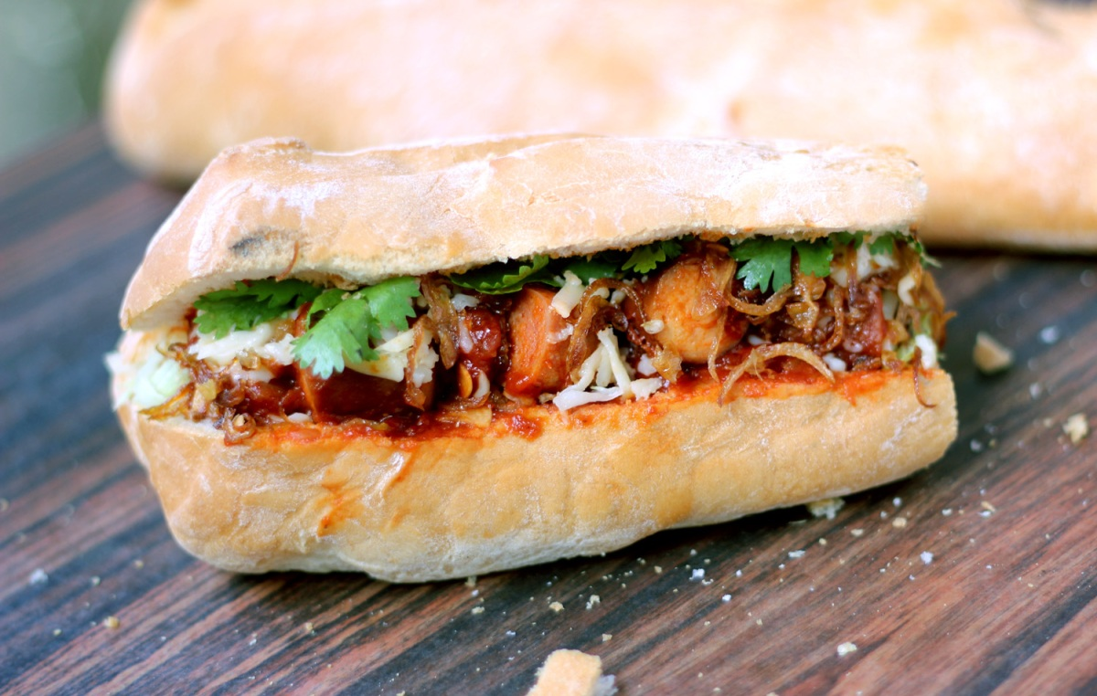 Sausage Firecacker Sub