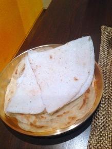 Rice bhakri