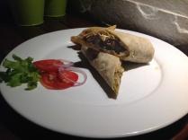 Lamb Kebab Wrap Terttulia, Pune