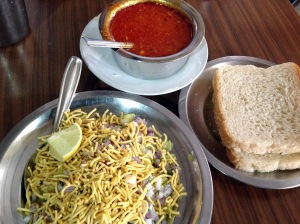 Misal, Shri Krishna Bhuvan, Pune