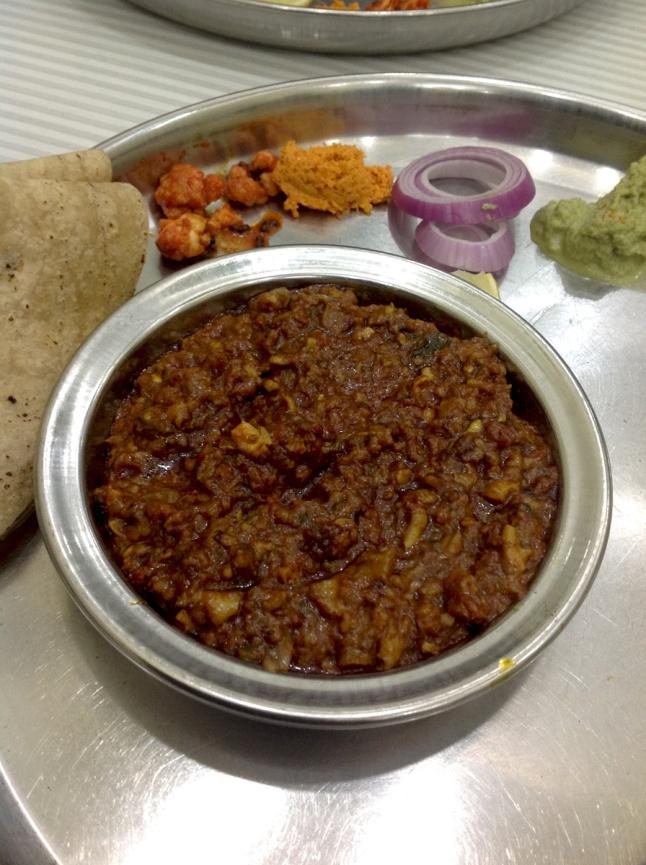 Mutton Kheema Fish Curry Rice, Pune