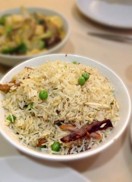 Pork Young Chow Fired Rice Chinese Room, Pune