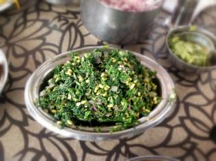 Shepu Bhaji Mathura, Pune