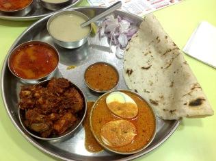 Special Chicken Thali Gaavkari, Pune