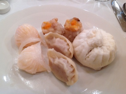 Steamed Dim Sum India Jones, Trident, Mumbai