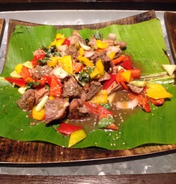 Duck and Tamarind Salad Vietnamese Festival, Pondicherry Cafe, Sofitel, Mumbai