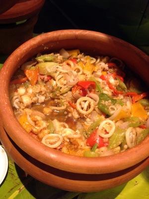 Mixed seafood Vietnamese Festival, Pondicherry Cafe, Sofitel, Mumbai