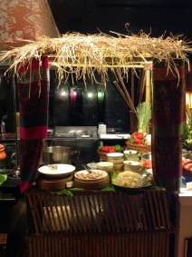 Pho and Salad live counter Vietnamese Festival, Pondicherry Cafe, Sofitel, Mumbai