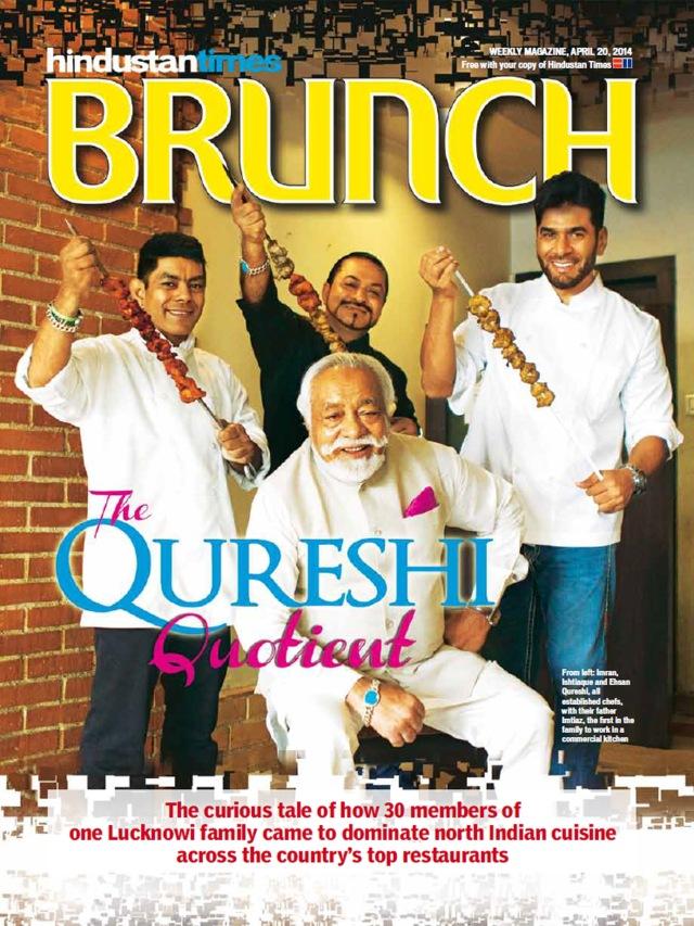 Qureshi HT Brunch Imtiaz Qureshi sons