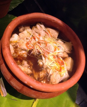 Steamed fish with Soy Sauce Vietnamese Festival, Pondicherry Cafe, Sofitel, Mumbai