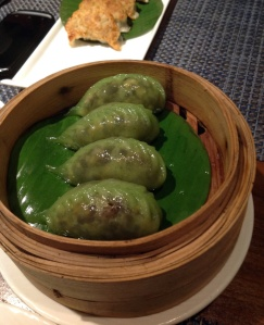 Mixed Vegetable Crystal Dumpling Chao Ban, Mumbai