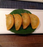Prawn and Coriander Dumpling Chao Ban, Mumbai