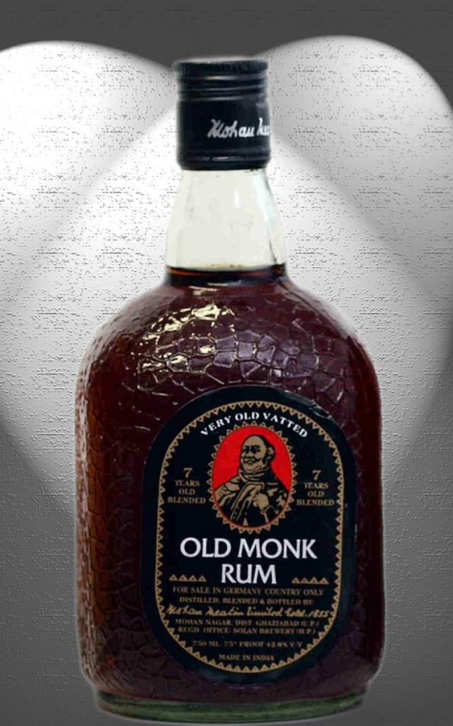 Old Monk: India's favourite dark rum