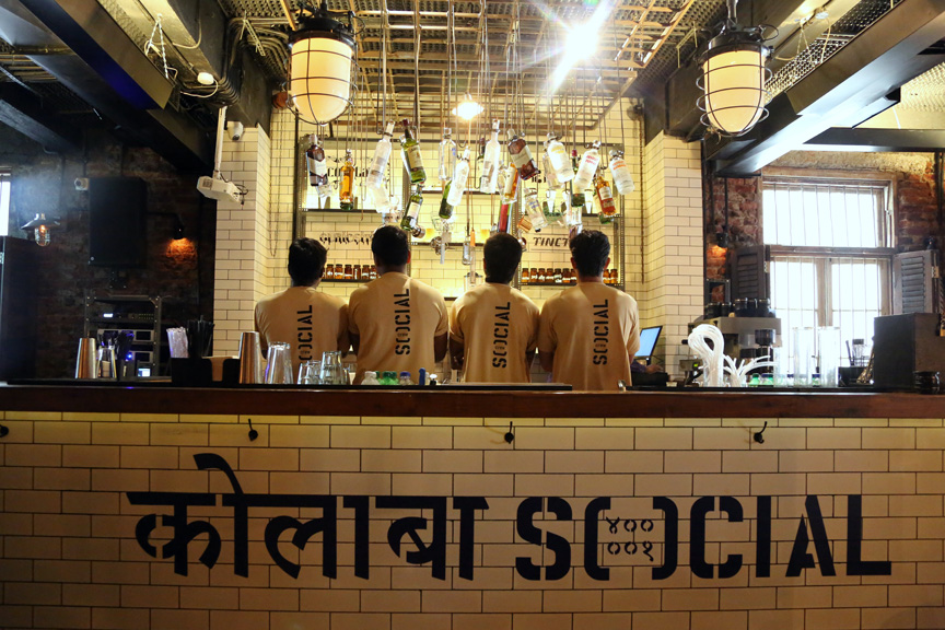 Social, Colaba's newest restaurant
