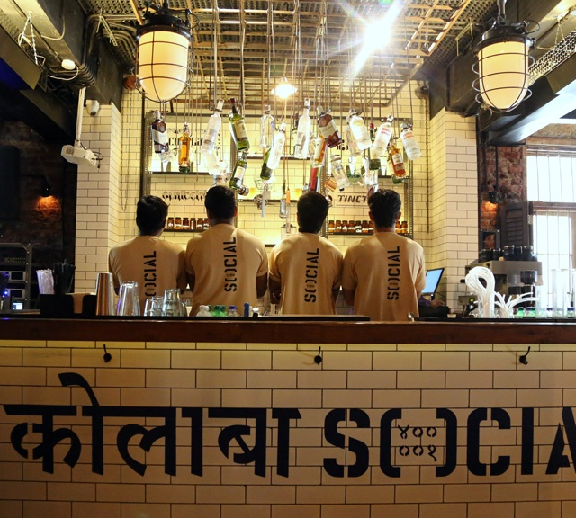 Social, Colaba's newest restaurant