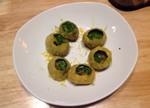 Pesto Paani Puri Tilt All Day