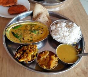 Katla Sarson Fry, Assam Bhavan, Vashi