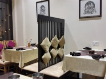 Interiors Tanjore by Angie, Colaba