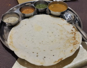 Kal Dosa at Tanjore by Angie, Colaba