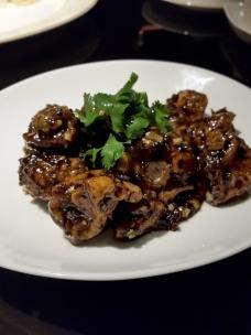Black Pepper Mushrooms EAST, Sahara Star, Mumbai