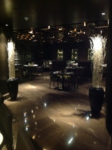 EAST dining room, Sahara Star, Mumbai