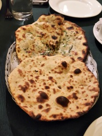 Onion Kulcha and Roti Alibaba, Mumbai