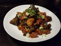 Wok Crisp Mixed Vegetables EAST, Sahara Star, Mumbai