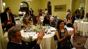 An intimate gathering celebrated World Malbec Day at the Taj Mahal Mumbai