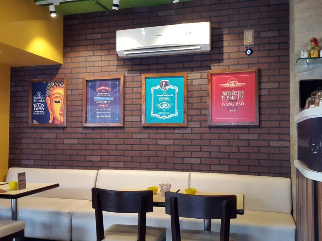 Wagh Bakri Tea Lounge, Vile Parle