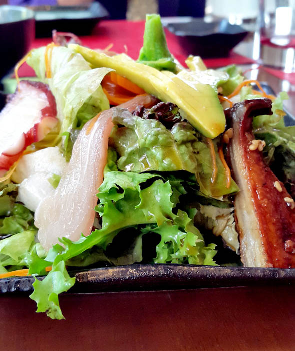 Gyokairui Sarada Salad