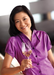 Wine panelist-Jeannie Cho Lee
