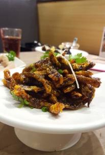 Crispy Eel, Crystal Jade, Hong Kong