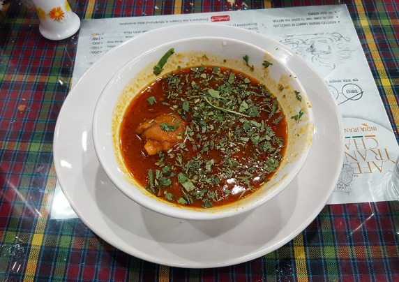 Mutton Paya, Cafe Irani Chaii, Mumbai