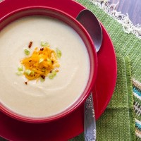 Kewa Datshi My Way: A Spicy Potato and Cheese Soup