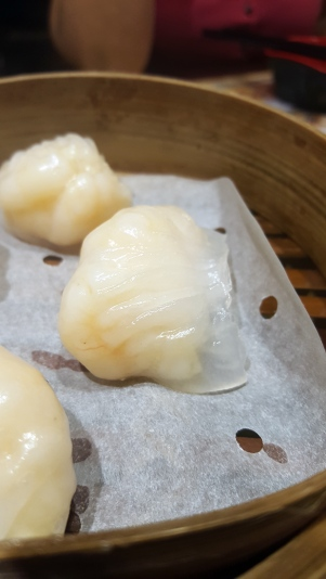 Steamed Prawn Dumplings, Tim Ho Wan, Hong Kong