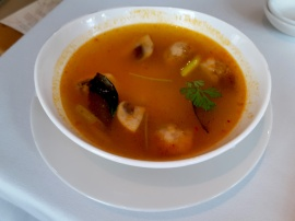 Tom Yum Kai, Grand Platter, India Jones, Mumbai