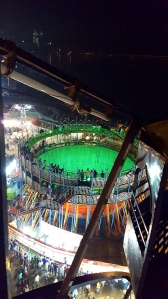 The well of death, Urs Festival, Mumbai