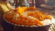 Halwa platter, Mahim Urs Festival, Mumbai