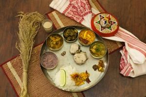 A Rongali Bihu meal by Trekurious