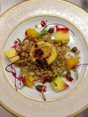 Cellar Door Hospitality's Food with Benefits (FWB) dinners at the Studio Fifteen