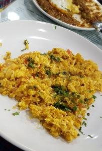 Akuri, Cafe Irani Chaii