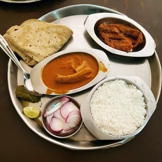 Mori masala with fried bombil, Gomantak, Goan food, Mumbai