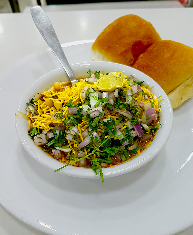 Misal Pav at Maruturao Misalwale