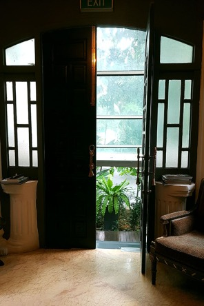 Doorway, Song of India, Singapore