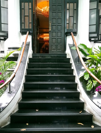 Entrance, Song of India, Singapore