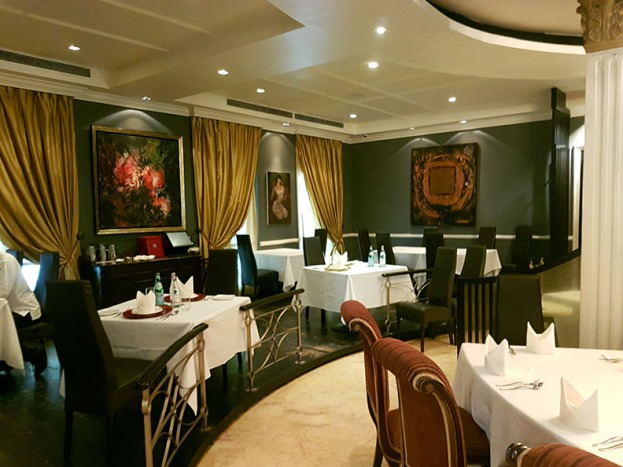 Main Dining Room, Song of India, Singapore