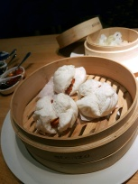 BBQ chicken bao, Kuai Kitchen, Colaba