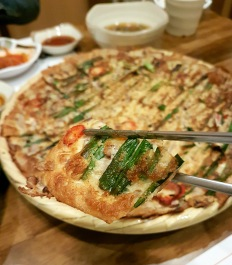 Haemul Pajeon, Miso Korean restaurant, Gurgaon