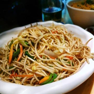 Veg Hakka Noodles, Kuai Kitchen, Colaba